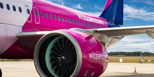 Wizz Air announces further UK expansion with new base at Cardiff Airport