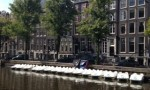 Amsterdam Canal - Fly CWL to AMS
